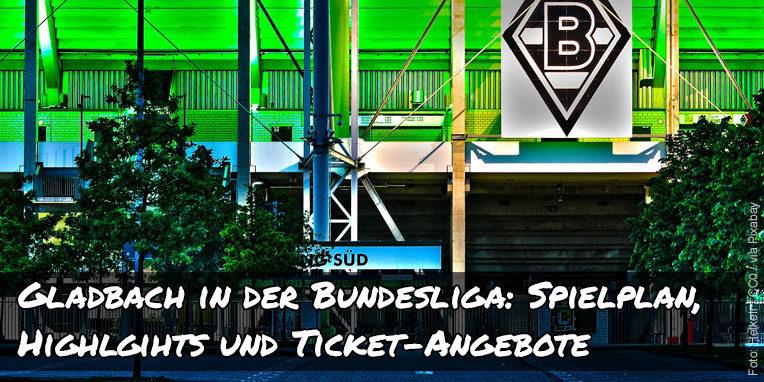 Tickets Bayern Gladbach